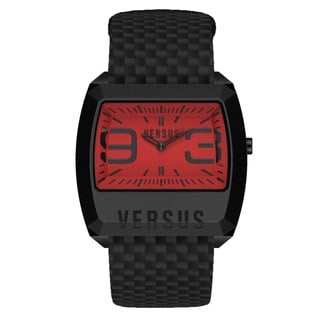 Versus Men's ANGLE Red Watch
