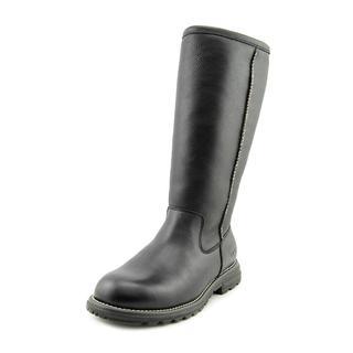 Ugg Australia Women's Brooks Black Leather Boots