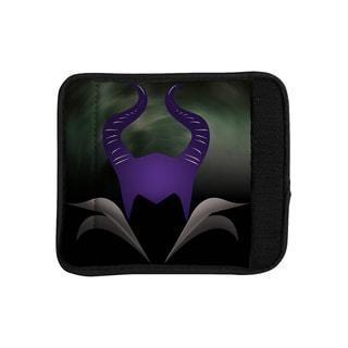KESS InHouse KESS Original 'Dark Fairy' Luggage Handle Wrap