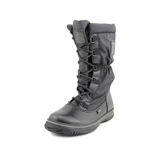 Coach Women's 'Sage' Black Nylon Boots