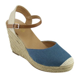 Refresh Women's Espadrille Wedges