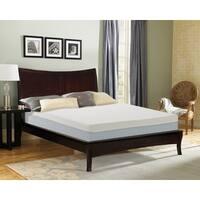 Sleep Sync 9-inch California King-size Synthetic Latex Foam Mattress
