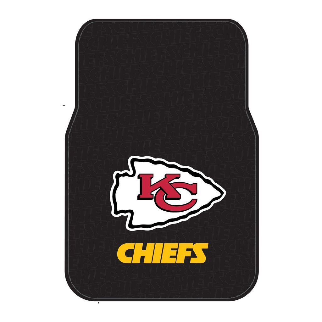 The Northwest Company NFL 343 Chiefs Car Front Floor Mat (Chiefs)