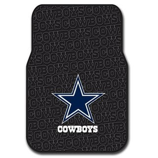 The Northwest Company NFL 343 Cowboys Car Front Floor Mat