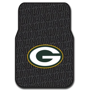 The Northwest Company NFL 343 Packers Car Front Floor Mat