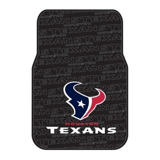 The Northwest Company NFL 343 Texans Car Front Floor Mat