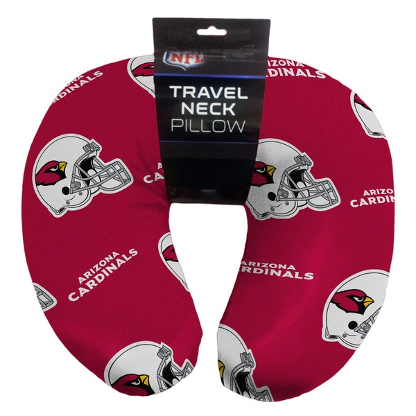 The Northwest Company NFL 117 Arizona Cardinals Beaded Neck Pillow