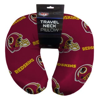 The Northwest Company NFL 117 Redskins Beaded Neck Pillow