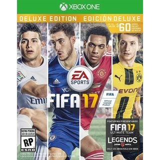 FIFA 17 DELUXE EDITION - XBOX One