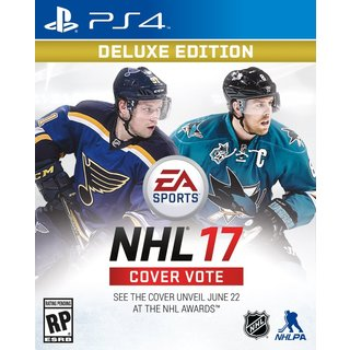 NHL 17 DELUXE EDITION - PS4