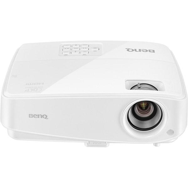 BenQ MS527E 3D DLP Projector - 576p - EDTV - 4:3 - Dual HDMI