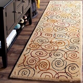 Safavieh Handmade Hampton Assorted Wool Rug (7'6 x 9'6)