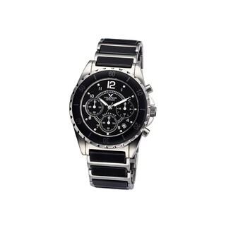 Viceroy Womens 47550-55 Black Ceramic Watch