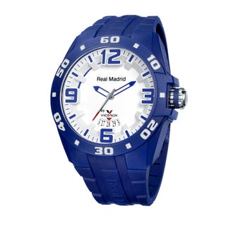 Viceroy Womens 432851-35 Blue Rubber Watch