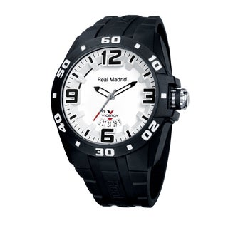 Viceroy Womens 432851-15 Black Rubber Watch