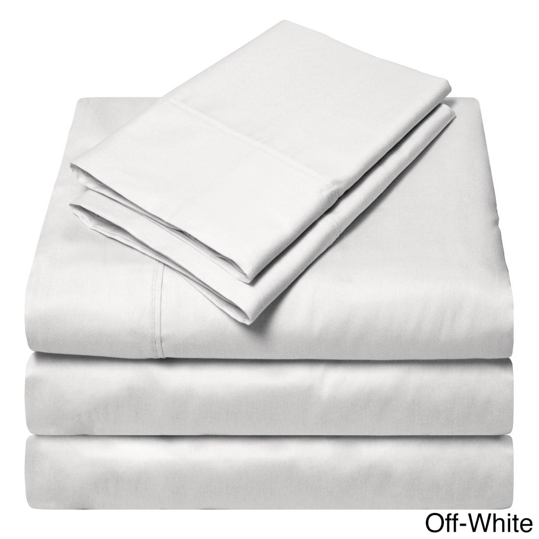 Luxurious Egyptian Cotton 300 Thread Count Split King Size Sheet Set