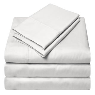 Luxurious Egyptian Cotton 300 Thread Count Split King-size Sheet Set