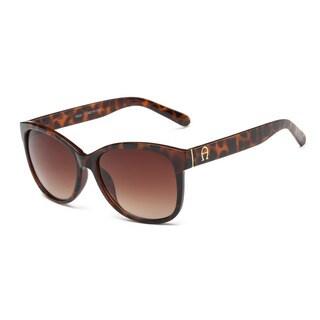 Wayfarer Tortoise Acetate Oval Full-frame Sunglasses