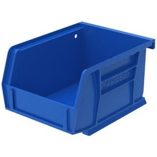 AkroBin Blue Plastic Bin Organizer (Case of 24)
