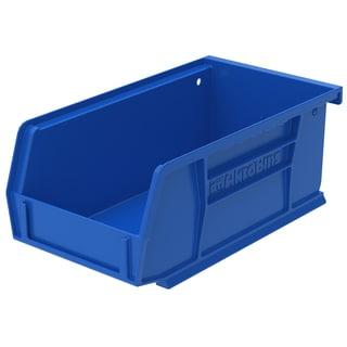Akro-Mils AkroBin Blue Plastic Bin Organizer (Case of 24)