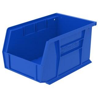AkroBin Blue Plastic 9 1/4 x 6 x 5-inch Organizer (Pack of 12)
