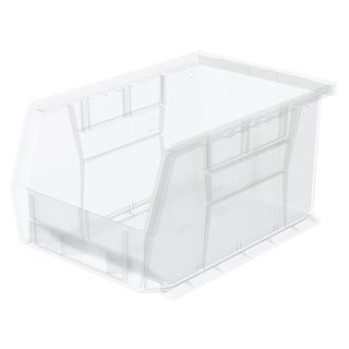 Akro-Mils Clear AkroBin Organizer (Pack of 12)
