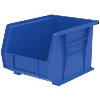 AkroBin AkroBin Blue Plastic Bin Organizer (Pack of 6)