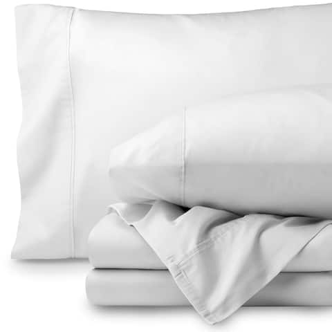 Luxurious Egyptian Cotton 300 Thread Count King Size Bed Sheet Set