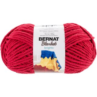 Bernat Blanket Brights Big Ball Yarn