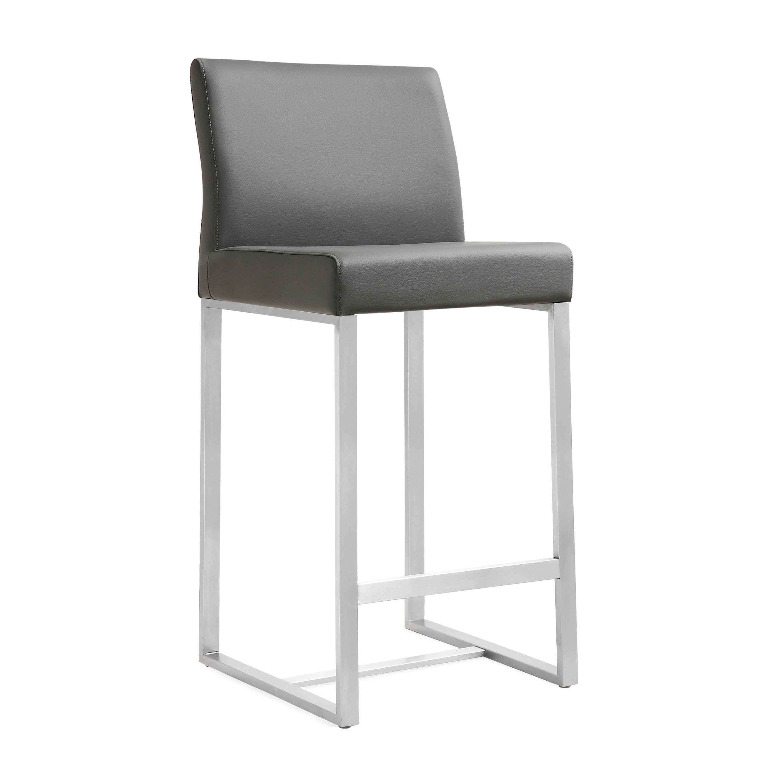 Excellent Tov Denmark Grey Counter Stool Set Of 2 Caraccident5 Cool Chair Designs And Ideas Caraccident5Info