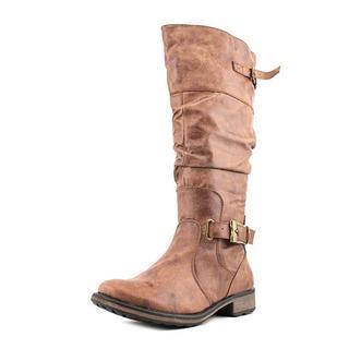 Baretraps Women's Stiller Faux-leather Boots