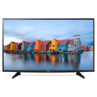 LG Electronics 43-Inch 1080p Smart LED TV - Refurbished