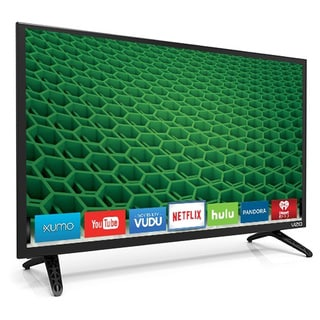 Vizio D24-D1 D-Series Black 24-inch Class LED Smart TV