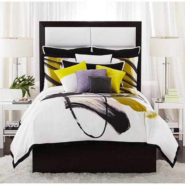 Vince Camuto Basel Graphic Comforter Set