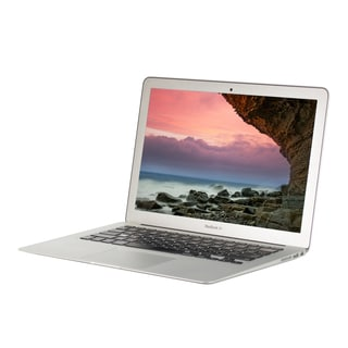 Apple A1466 MD761LL/A Core i7-4650U 1.7GHz 4th Gen CPU 8GB RAM 256GB SSD 13.3-inch Macbook Air (Refurbished)