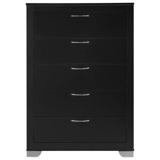 LYKE Home Bree 5-drawer Wood Chest