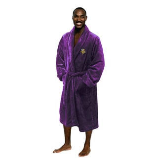 NFL 349 Vikings Men's L/XL Bathrobe