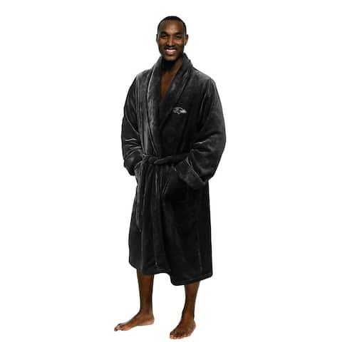 NFL 349 Ravens Men's L/XL Bathrobe