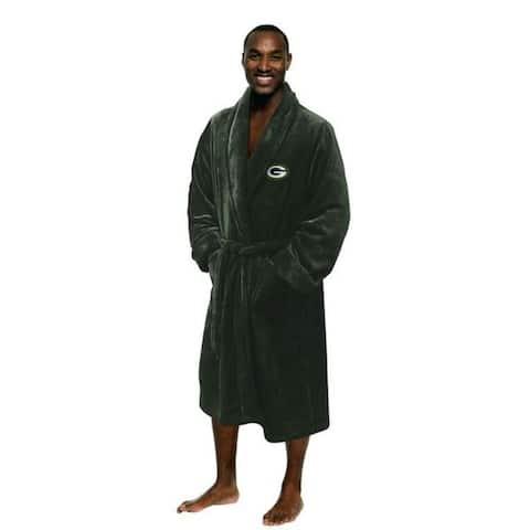 NFL 349 Packers Men's L/XL Bathrobe