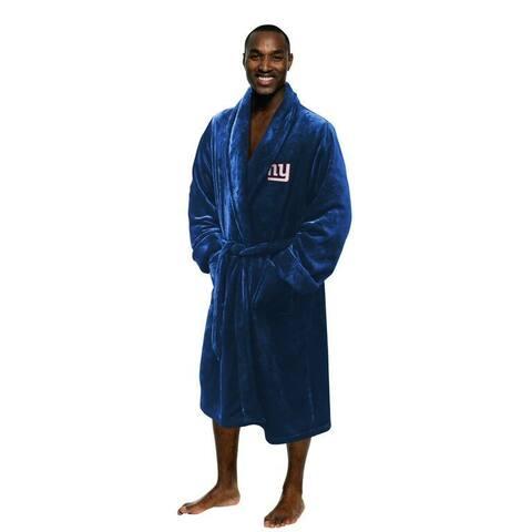 NFL 349 NY Giants Men's L/XL Bathrobe
