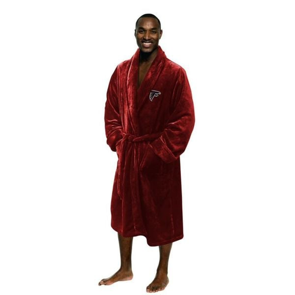 NFL 349 Falcons Men's L/XL Bathrobe