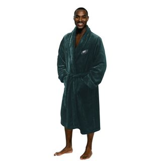 NFL 349 Eagles Men's L/XL Bathrobe