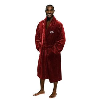 NFL 349 Chiefs Men's L/XL Bathrobe