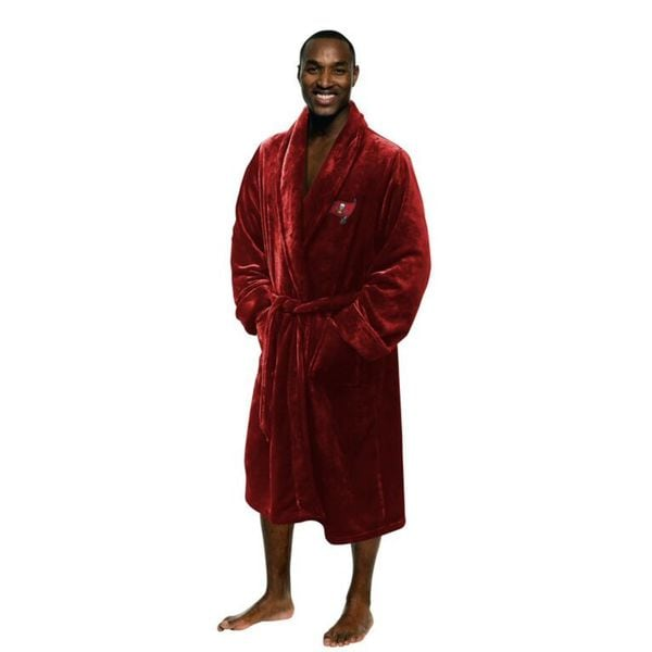 NFL 349 Bucs Men's L/XL Bathrobe