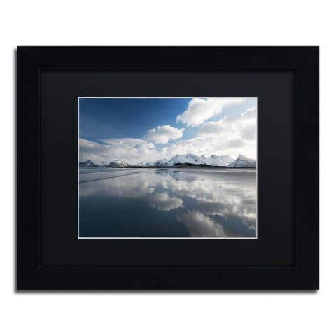 Philippe Sainte-Laudy 'Empty Promises' Matted Framed Art