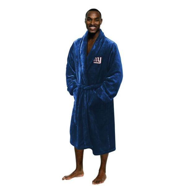 NFL 348 NY Giants Men's S/M Bathrobe