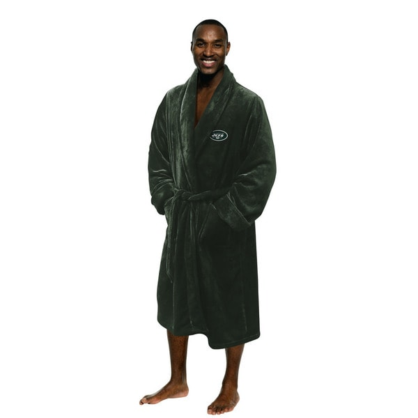 NFL 348 Jets Men's S/M Bathrobe