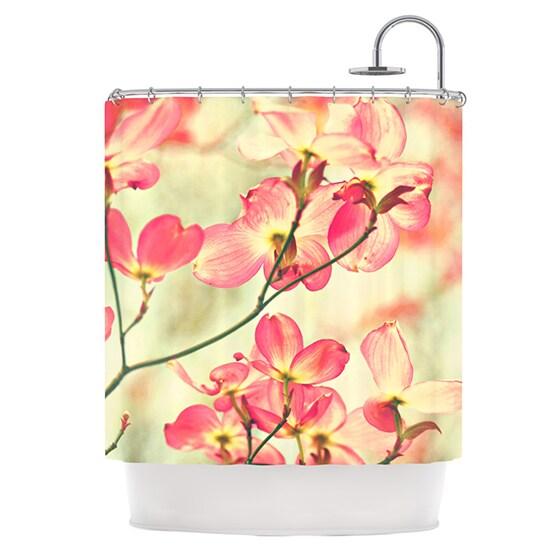 Kess InHouse Sylvia Cook 'Morning Light' Shower Curtain (69x70)