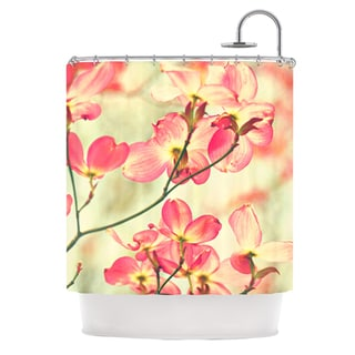 Kess InHouse Sylvia Cook 'Morning Light' Shower Curtain (69x70)
