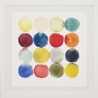 Megan Meagher Art Virtuoso's 'Transference' Framed Art Print